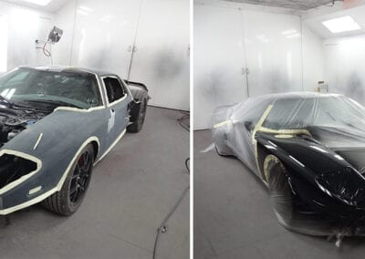 Ford GT Paint Process
