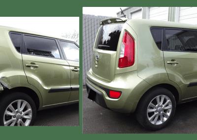 Green Kia